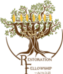 Restoration Fellowship Logo - Yeshua & the Tree of Life