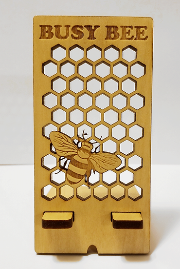 Busy Bee Cell Phone Holder