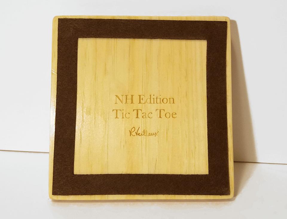 NH Edition Tic Tac Toe