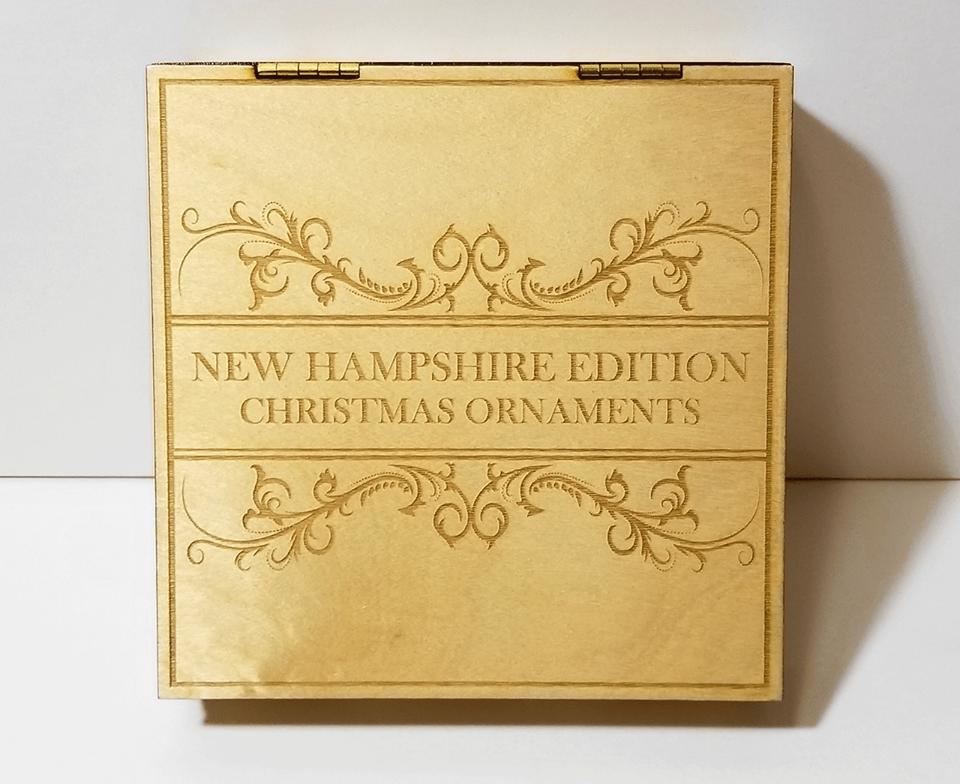 NH Edition Ornament Set