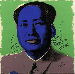 Andy Warhol (1928 - 1987) Mao (FSII. 99), 1972, (73_250) Screenprint on Becket High White