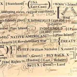 Native American Island Buy Back