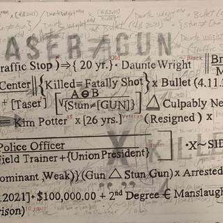 Taser Gun Vs. Real Gun