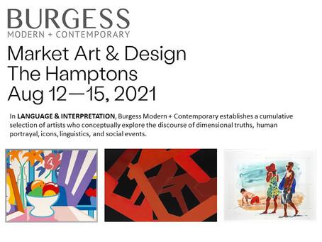BM+C at The Hamptons Art Fair