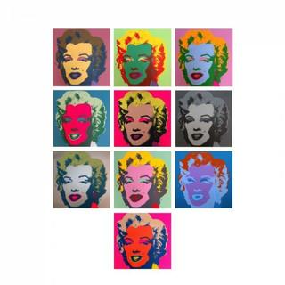 Andy Warhol  (1928 - 1987) Complete Marilyn Monroe Suit SOLD