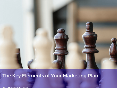 The Key Elements of Your Marketing Plan