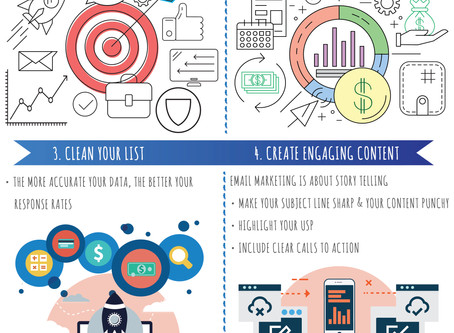 Infographic: 5 Tips to Make your Email Campaigns More Effective