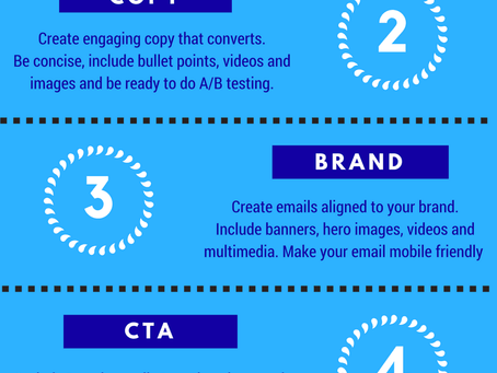 [Infographic] 6 Tips to Make your Email Marketing More Effective