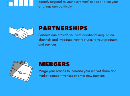 [Infographic] 6 Tactics for Your Business Development