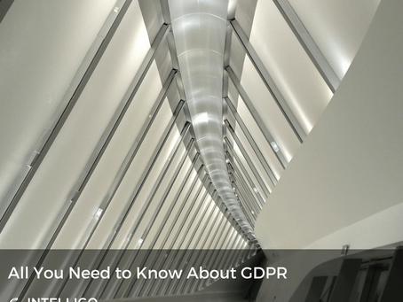 All You Need to Know About GDPR