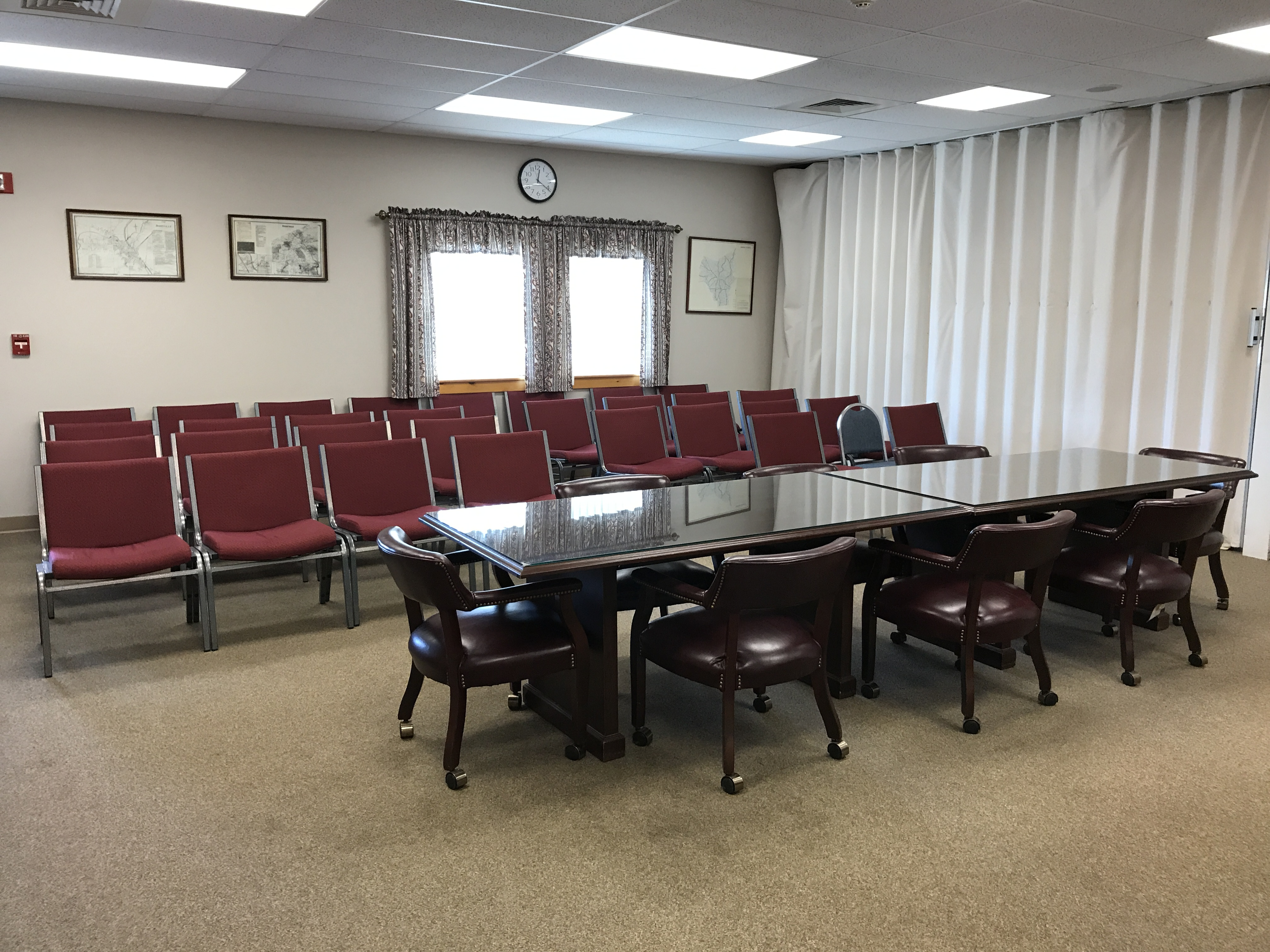 Town Meeting Room