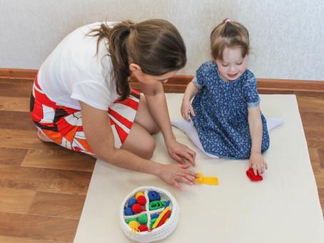 Умение играть самостоятельно – показатель взросления малыша.