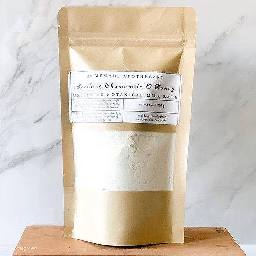 Soothing Chamomile & Honey Botanical Soak Refill