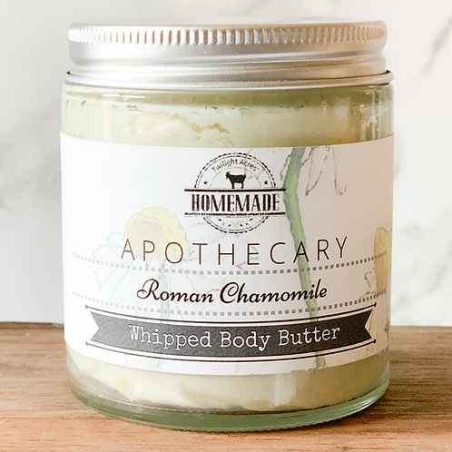 Roman Chamomile Whipped Body Butter