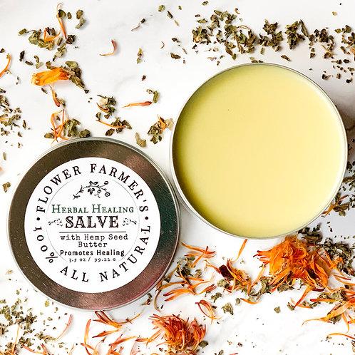 Flower Farmer's Herbal Healing Salve
