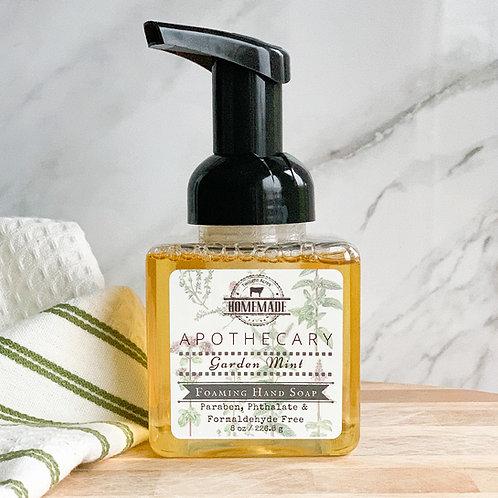 Garden Mint Foaming Hand Soap