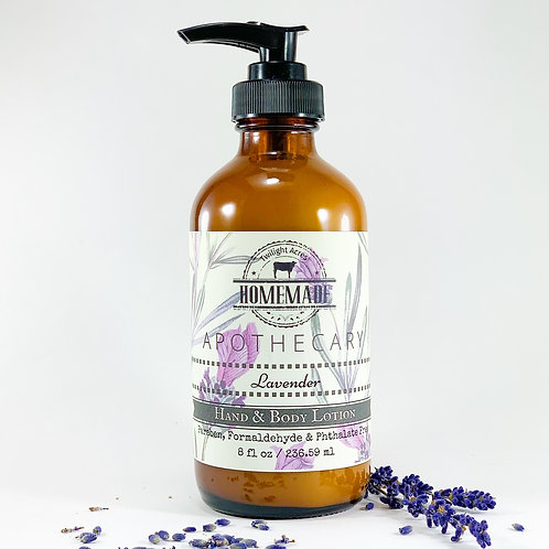 Flower Farmer's Hand & Body Lotion -Lavender-