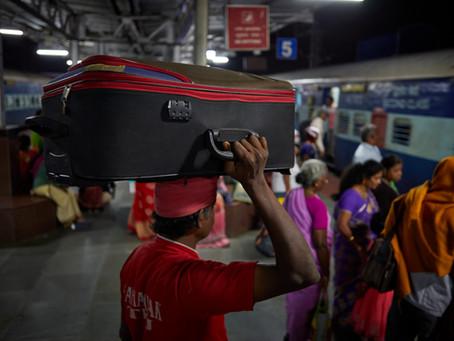 インドひとり旅 (1)