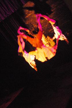 "Gracia Maxima at ""Teatro 25 de Mayo"""