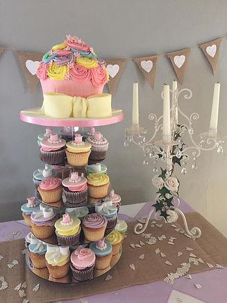 Giant Cupcake Tower.jpg