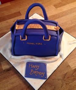 MK handbag Cake