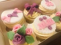 Mothers Birthday Cupcakes