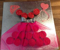 Ballet Tutu Cupcakes