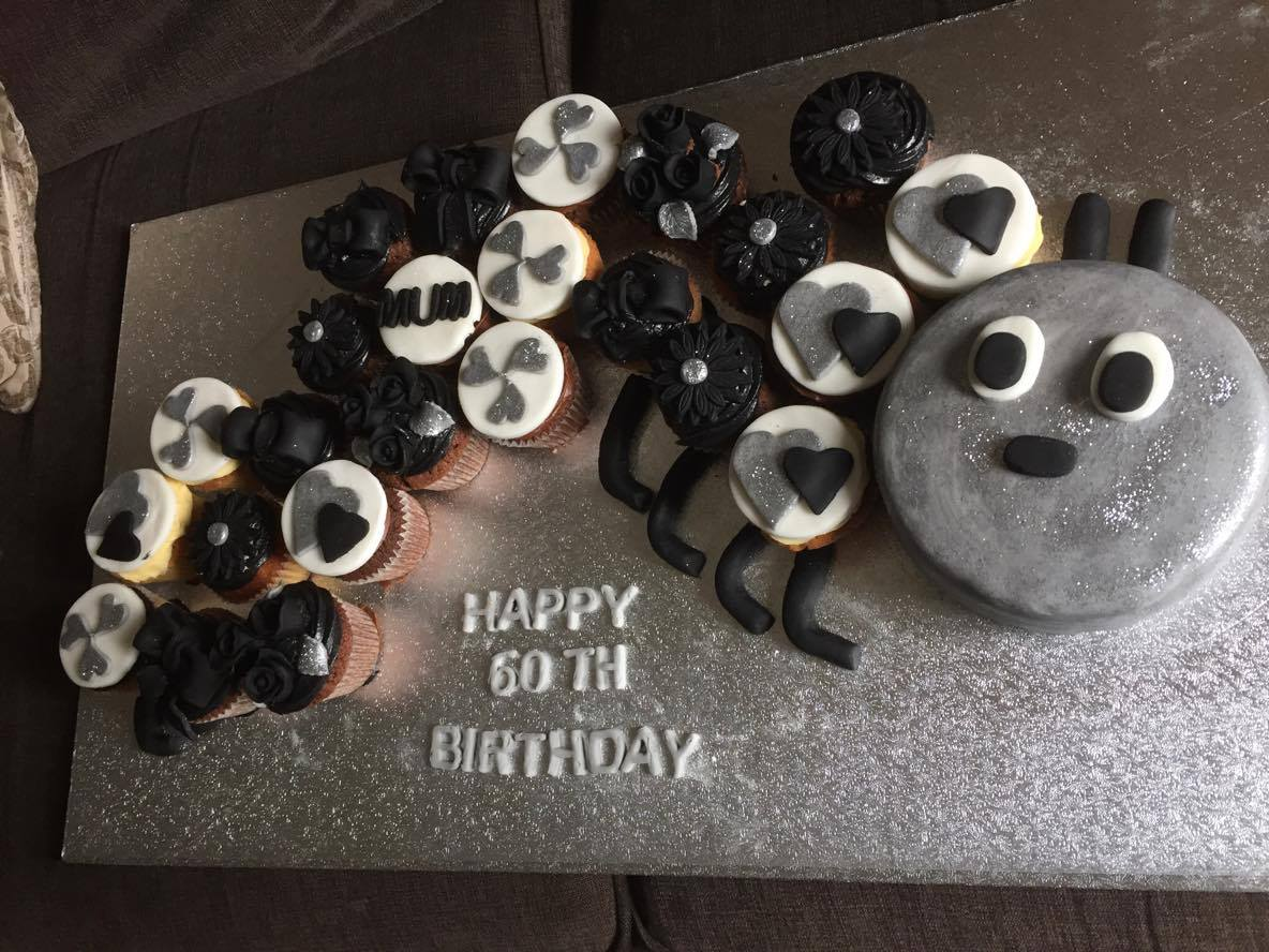 Cupcake Catterpillar