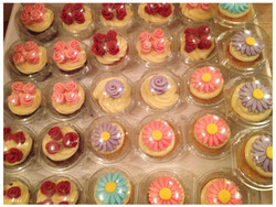 Flower+Cupcakes