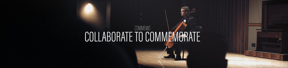 Commemo - Thanks For Always Being There