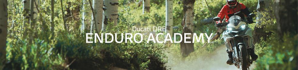 Ducati - DRE Enduro Academy