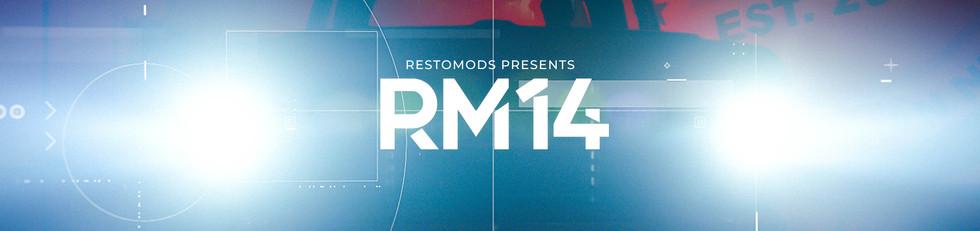 Restomods Presents RM14