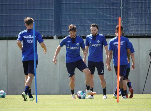 SC Paderborn 07 trainiert in Kärnten
