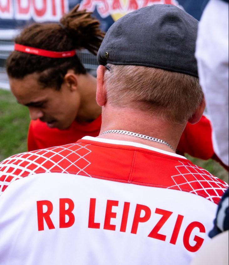 Die RB Leipzig-Stars hautnah
