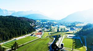 Auf der Trainingsanlage in Seefeld in Tirol wird sich das DFB-Team auf die EURO 2020 vorbereiten