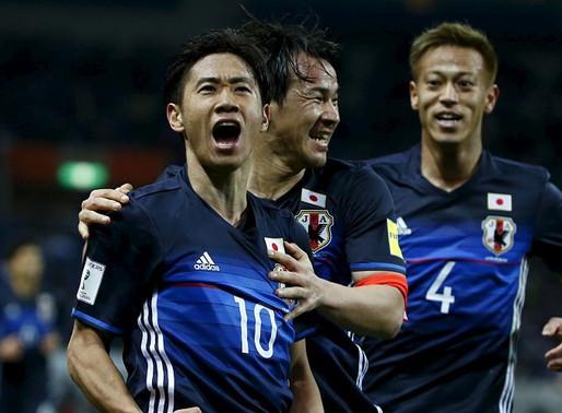 NT Japan vs. NT Paraguay
