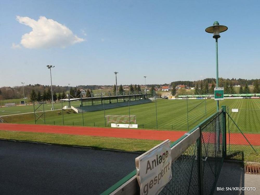 Die Fußballplätze im Bundesland Salzburg werden in diesem Sommer für internationale Clubs geschlossen bleiben (©SN/Daniel Krug)