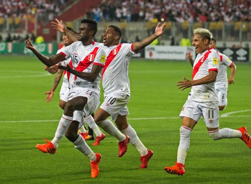 Trainingslager Nationalteam Peru