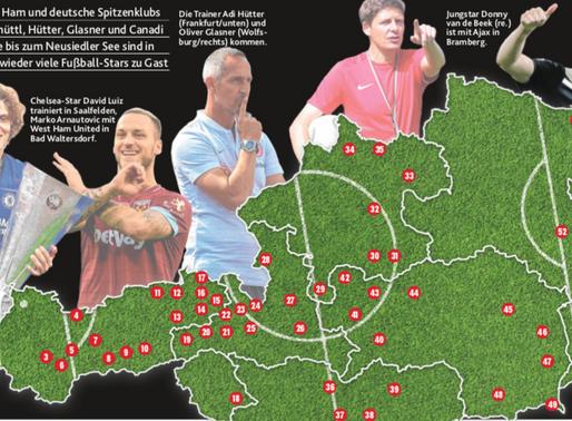 """""""Alles Fußball"""" in der Alpenrepublik"""