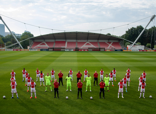 Ajax Amsterdam erobert wieder den Pinzgau