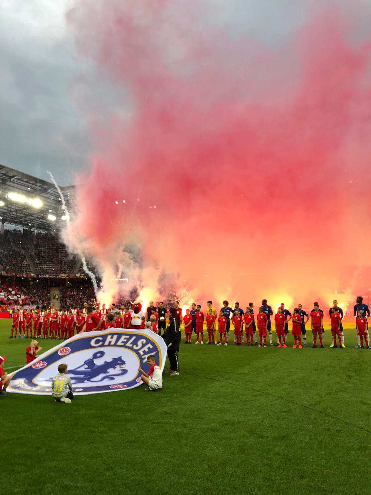 FC Red Bull Salzburg vs. Chelsea FC