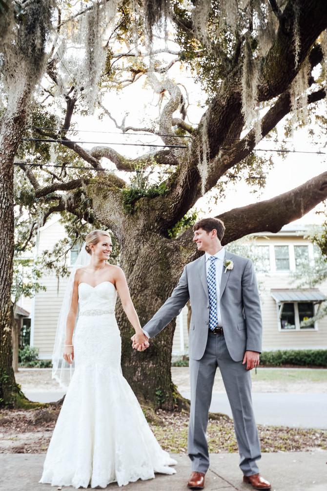 Sarah + Christopher | Mt. Pleasant Wedding