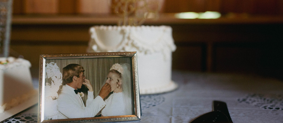 Real Love.   Art & Sherry's 50th Anniversary
