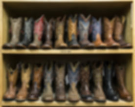 Bottes country