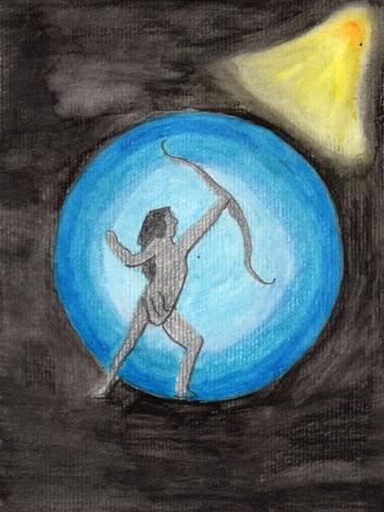 Flecha da Imaginação