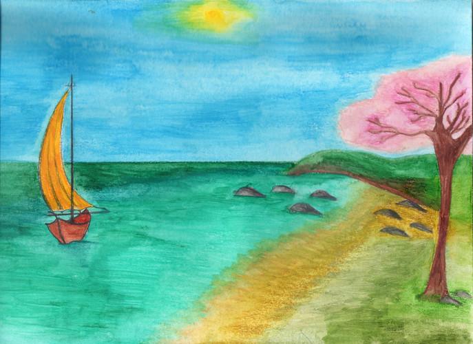Barco Amarelo