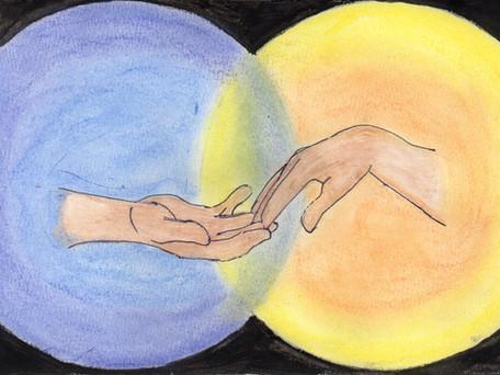 Diálogo entre dois Mundos – primeira parte.