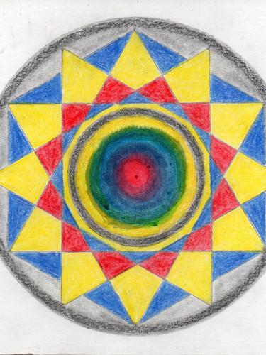 Mandala - Território Sagrado