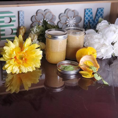 Yellow Dragon Fruit and Mango Peach Lemonade (Ginseng, Ginkgo Biloba)
