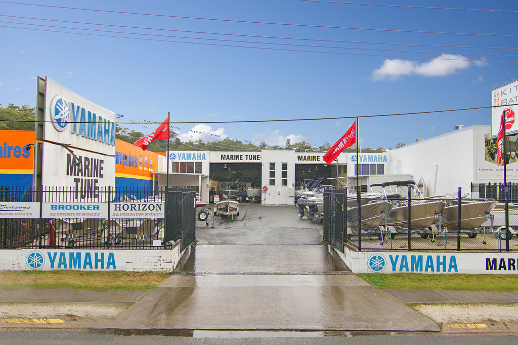 Marine Dealership